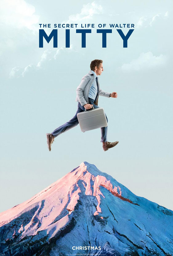 The Secret Life of Walter Mitty Poster #3
