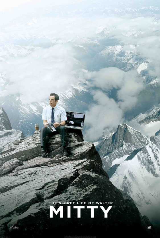 The Secret Life of Walter Mitty Poster #5