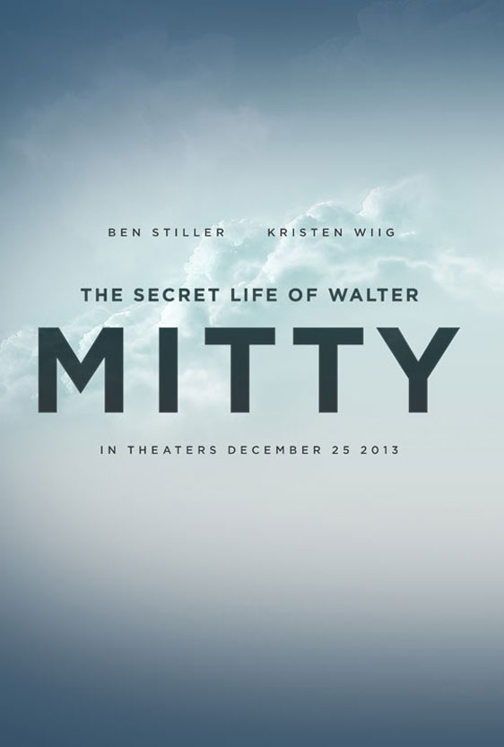 The Secret Life of Walter Mitty Poster #1