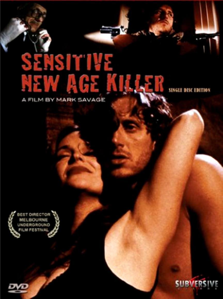 Sensitive New Age Killer Poster #1