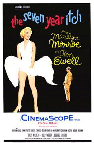 The Seven Year Itch Poster #2