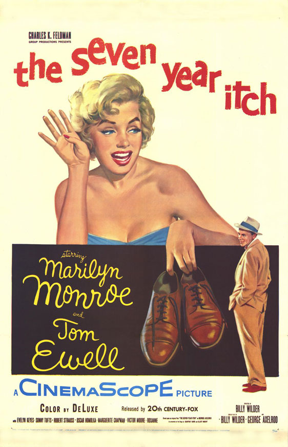 The Seven Year Itch Poster #1
