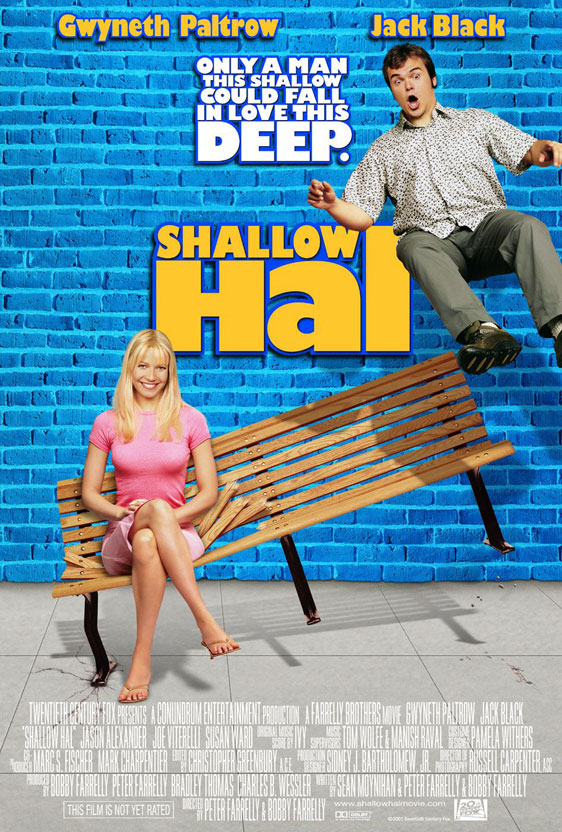 Shallow Hal Poster #3