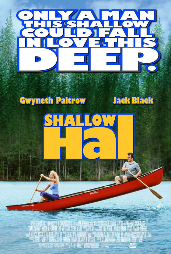 Shallow Hal Poster #4