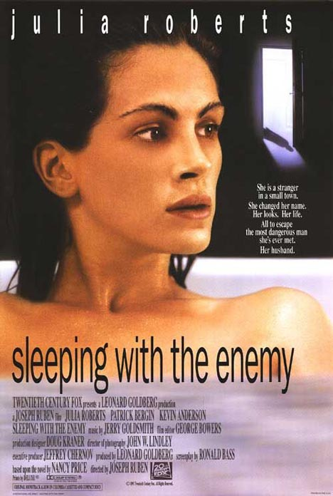 Sleeping With The Enemy Poster #1