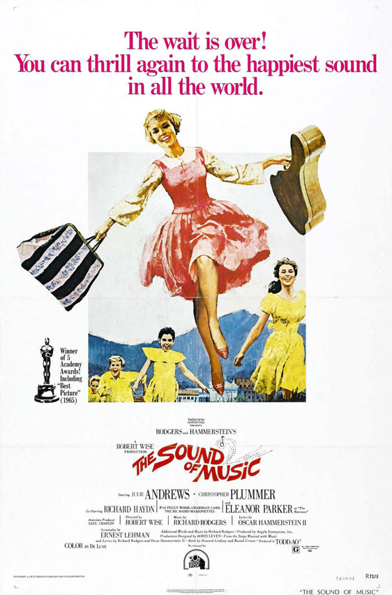The Sound of Music Poster #2