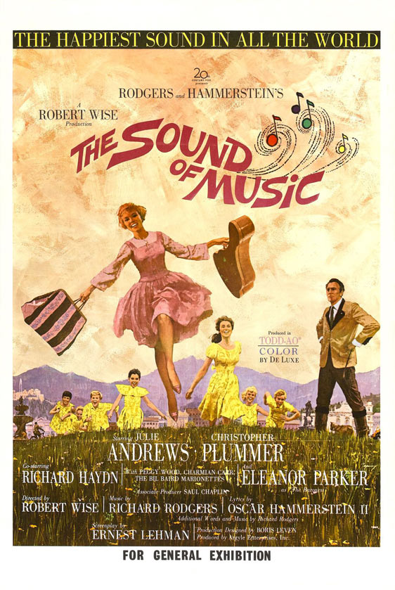 The Sound of Music Poster #1