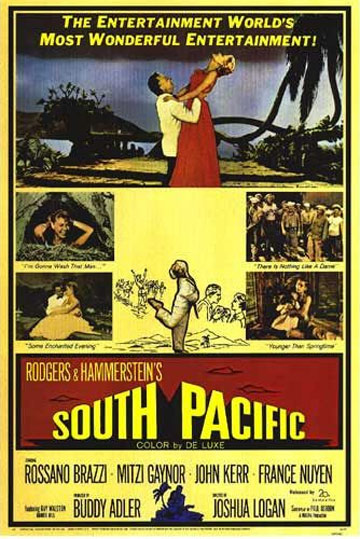 South Pacific Poster #1