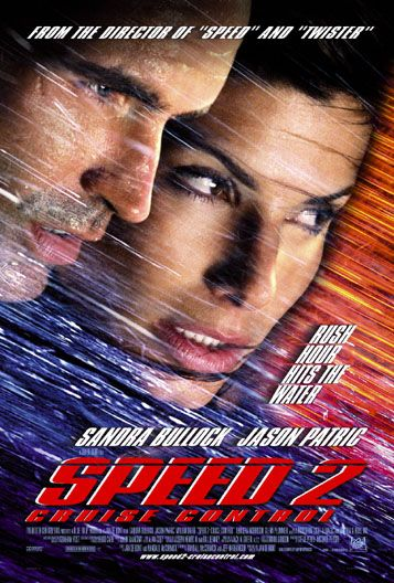 Speed 2: Cruise Control Poster #1