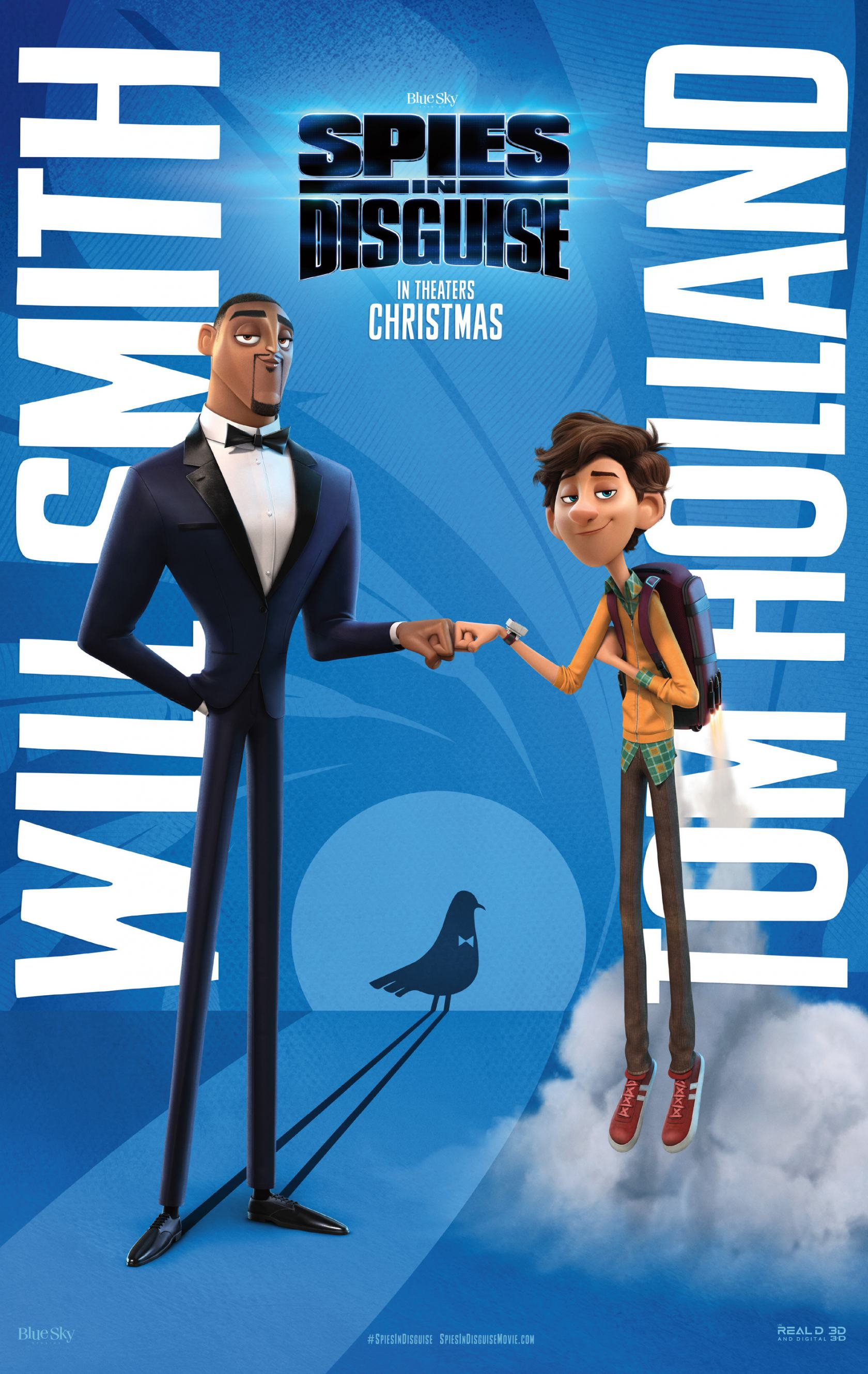 Spies in Disguise Poster #13