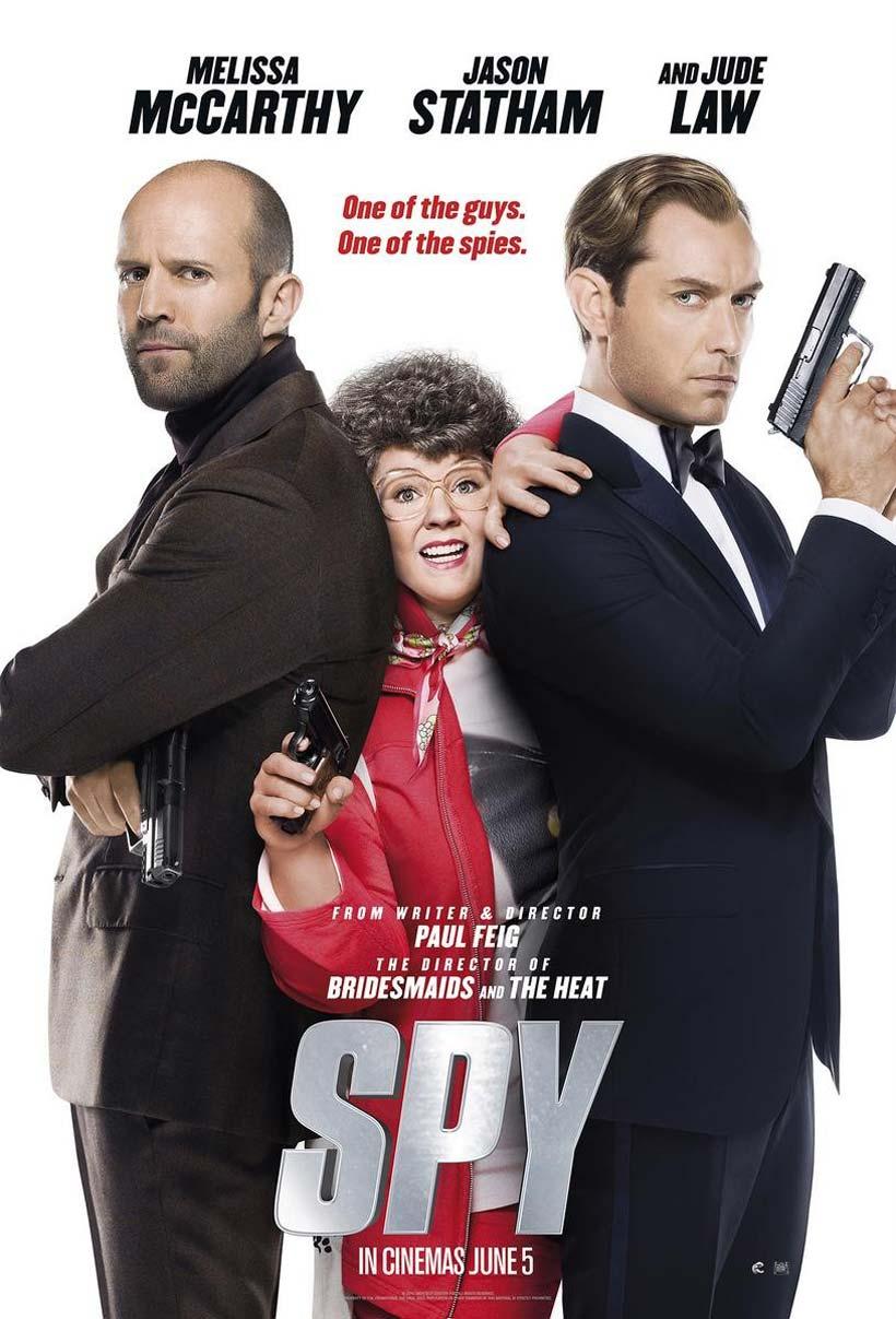 Spy Poster #2