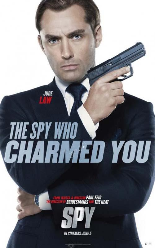 Spy Poster #4