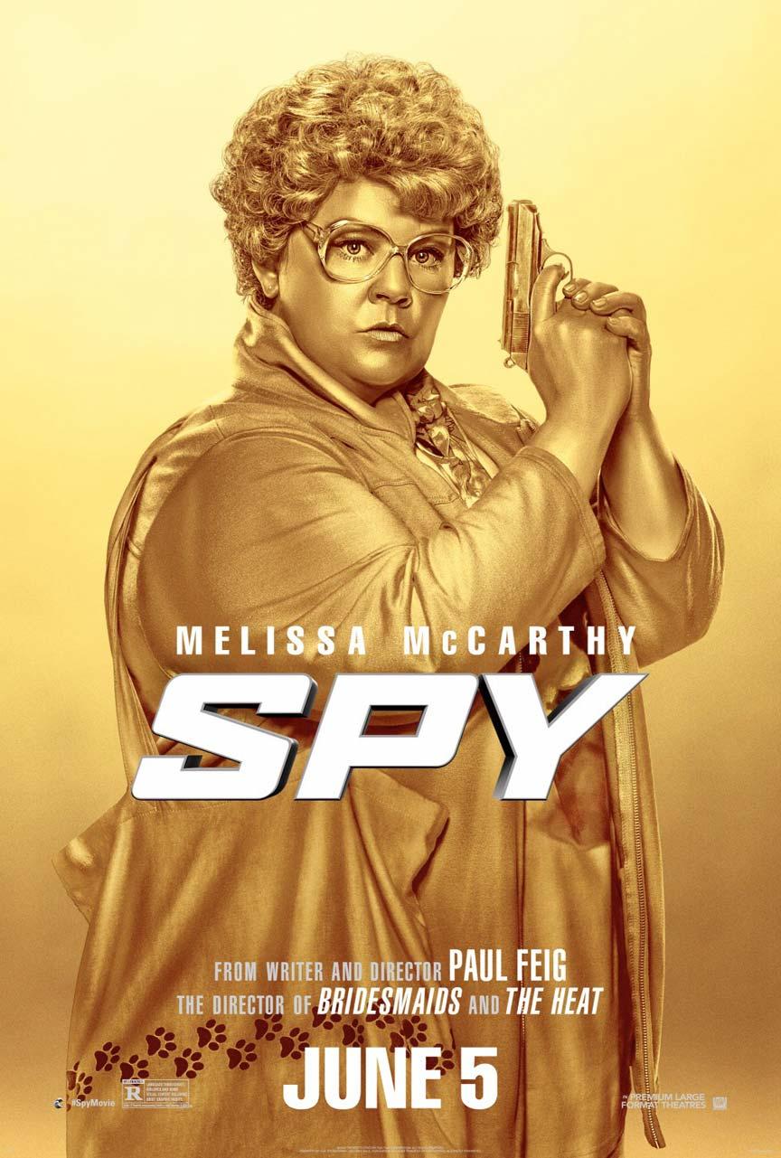 Spy Poster #7