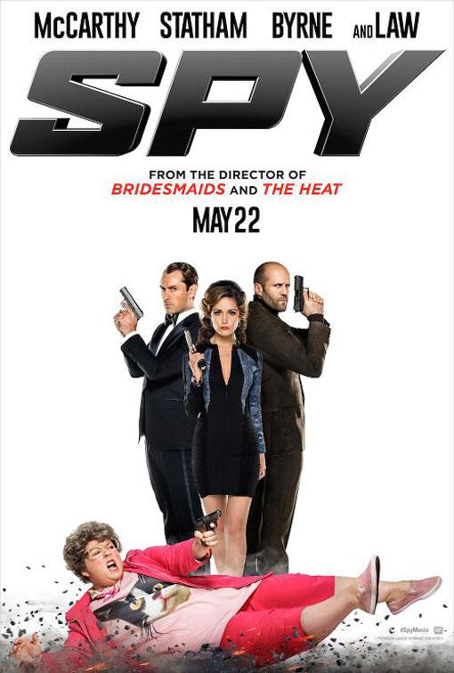 Spy Poster #1