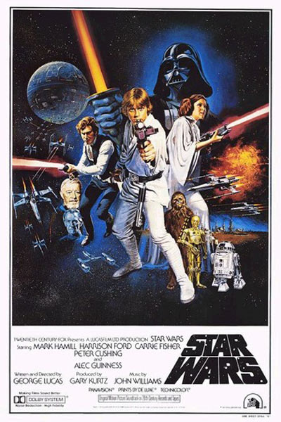 Star Wars: Episode IV - A New Hope Poster #2