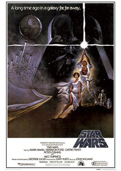 Star Wars: Episode IV - A New Hope Poster #1