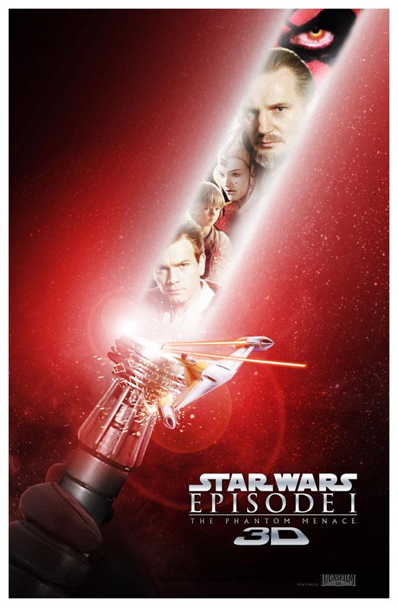Star Wars Episode I: The Phantom Menace Poster #7