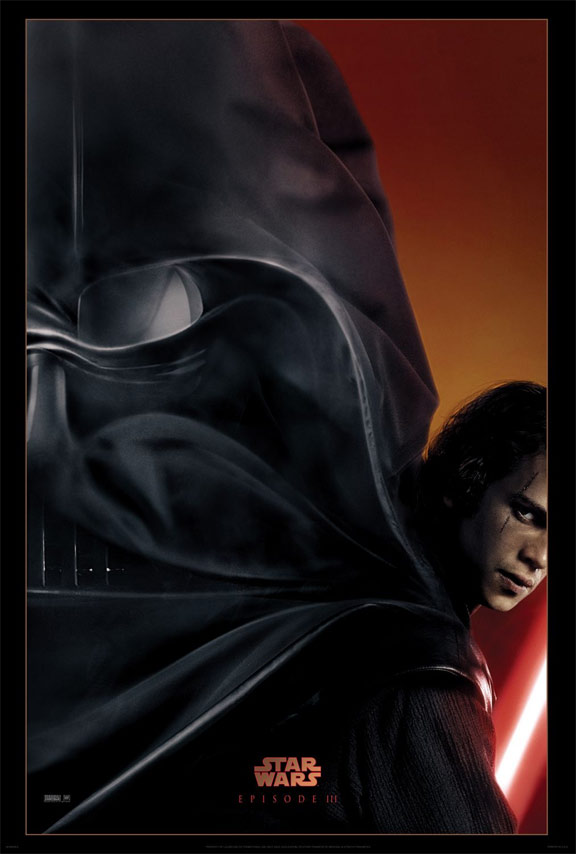 Star Wars: Episode III Revenge of the Sith Poster #2
