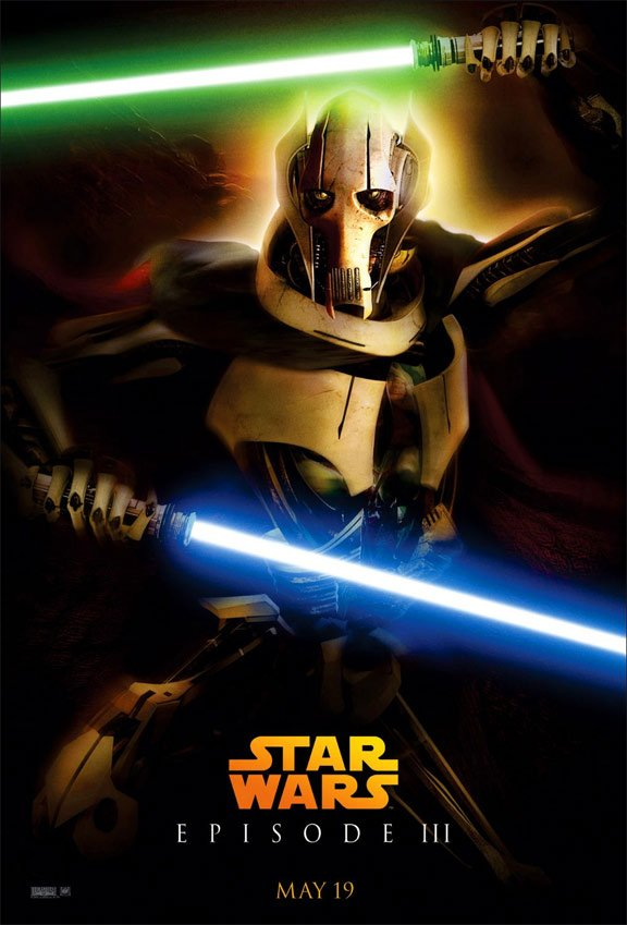 Star Wars: Episode III Revenge of the Sith Poster #6