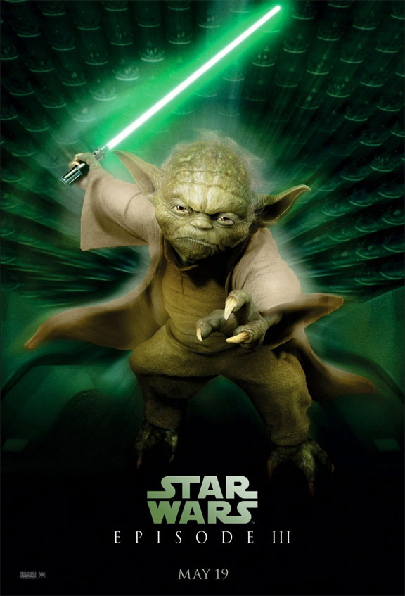 Star Wars: Episode III Revenge of the Sith Poster #8