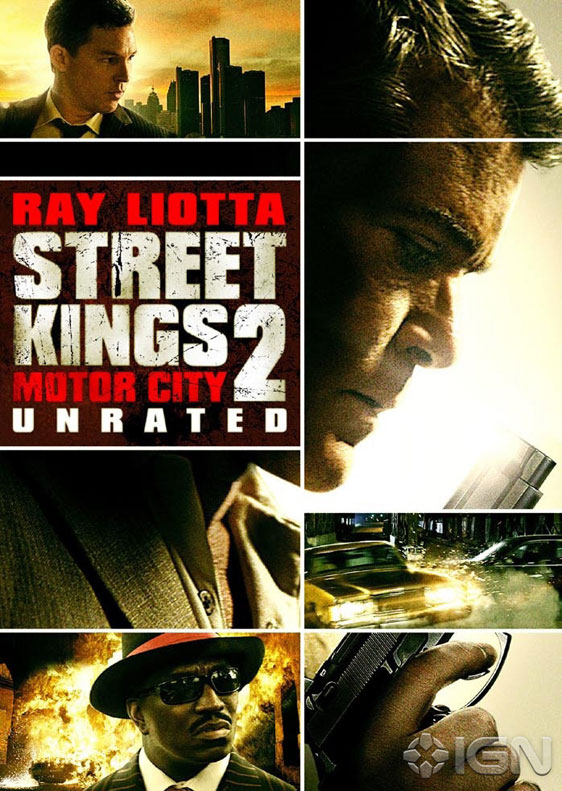 Street Kings 2: Motor City Poster #1