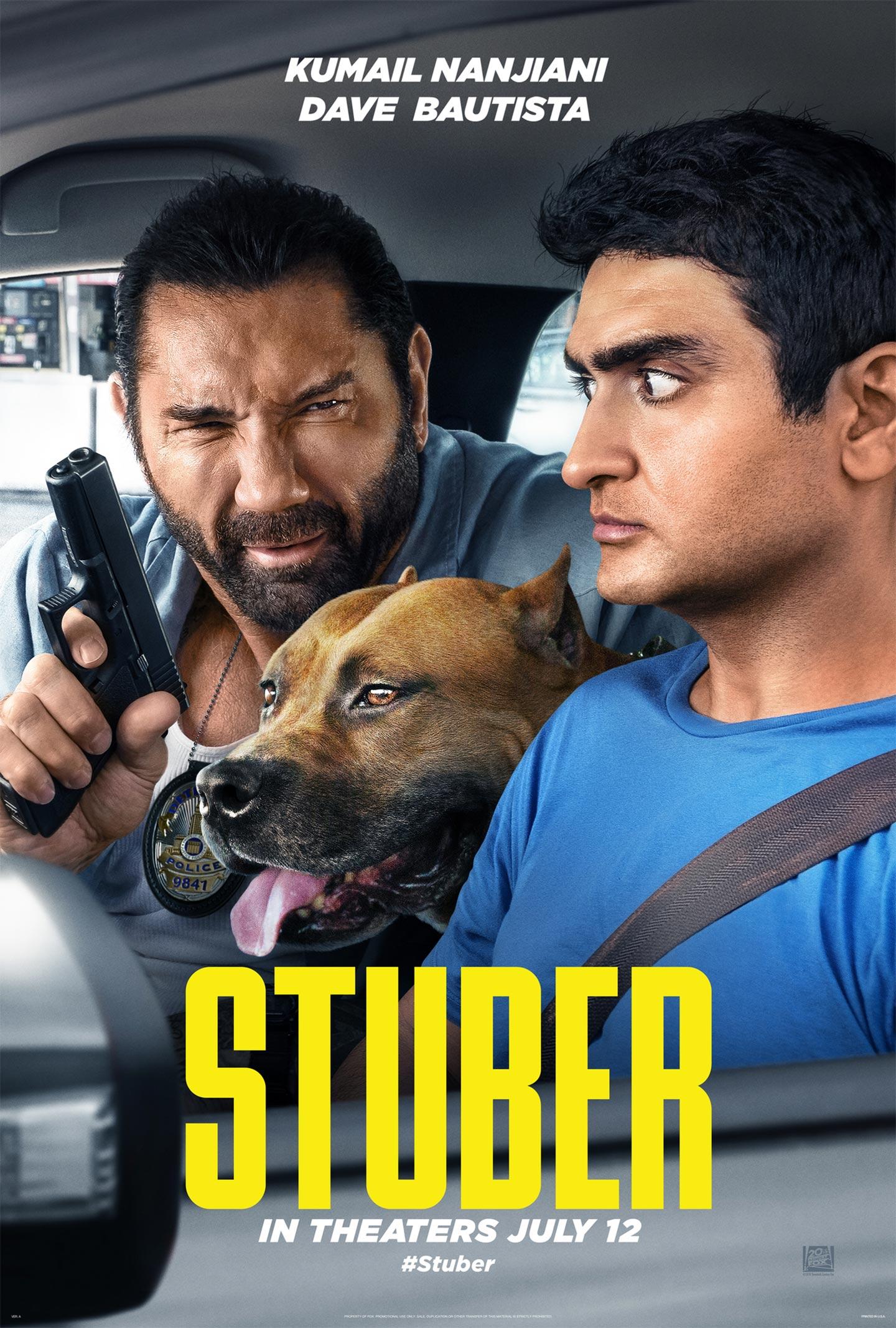 Stuber Poster #1