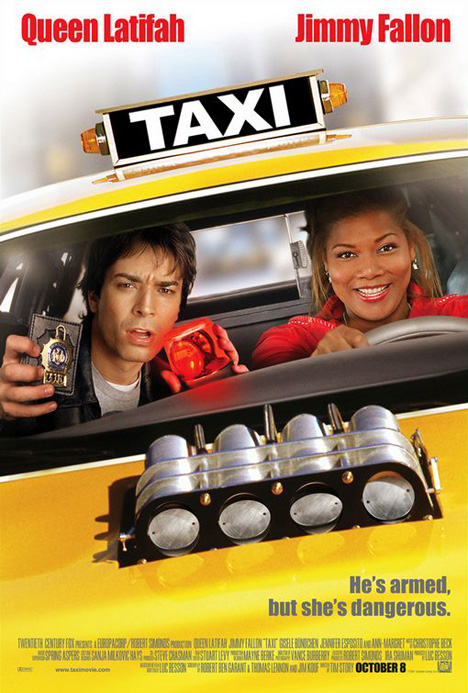 Taxi Poster #1