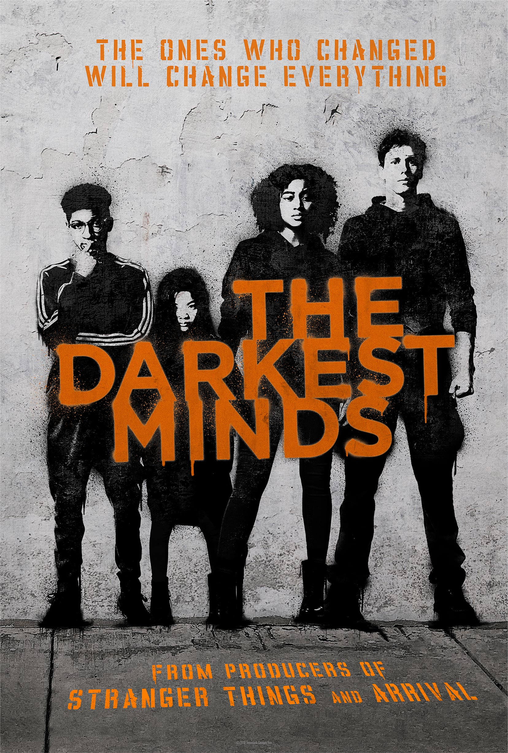 The Darkest Minds Poster #1