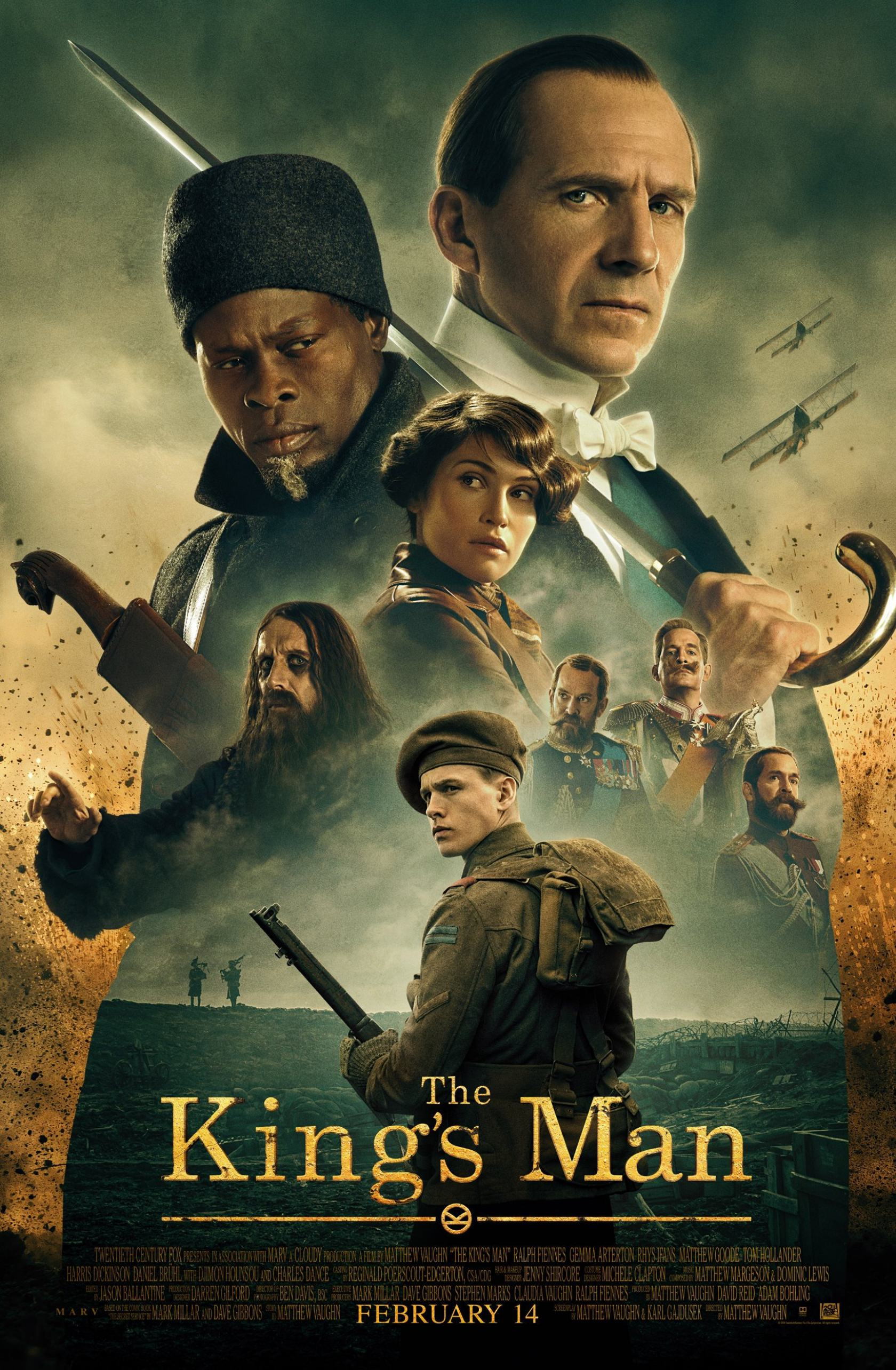 The King's Man Poster #2