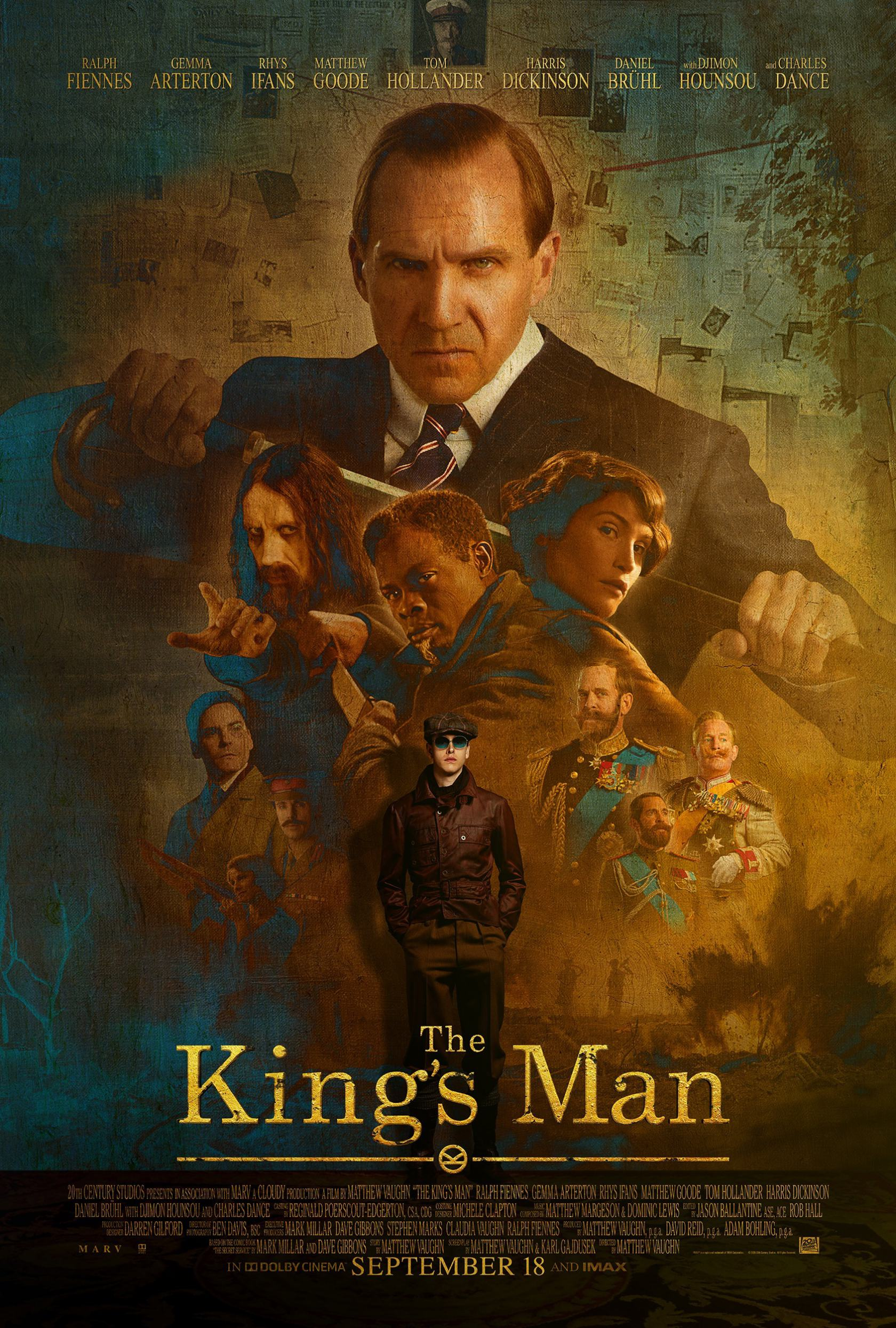 The King's Man Poster #3