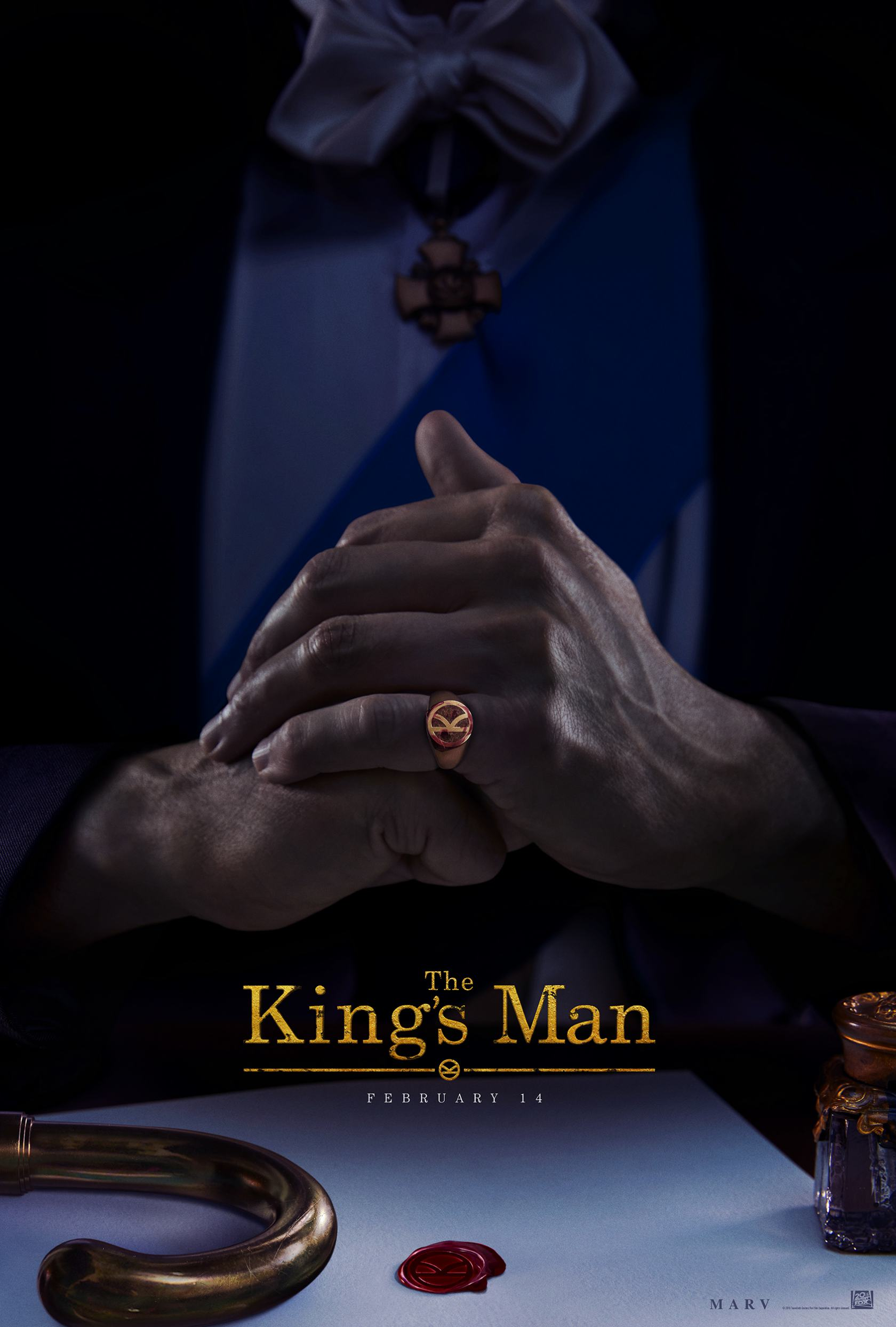 The King's Man Poster #1