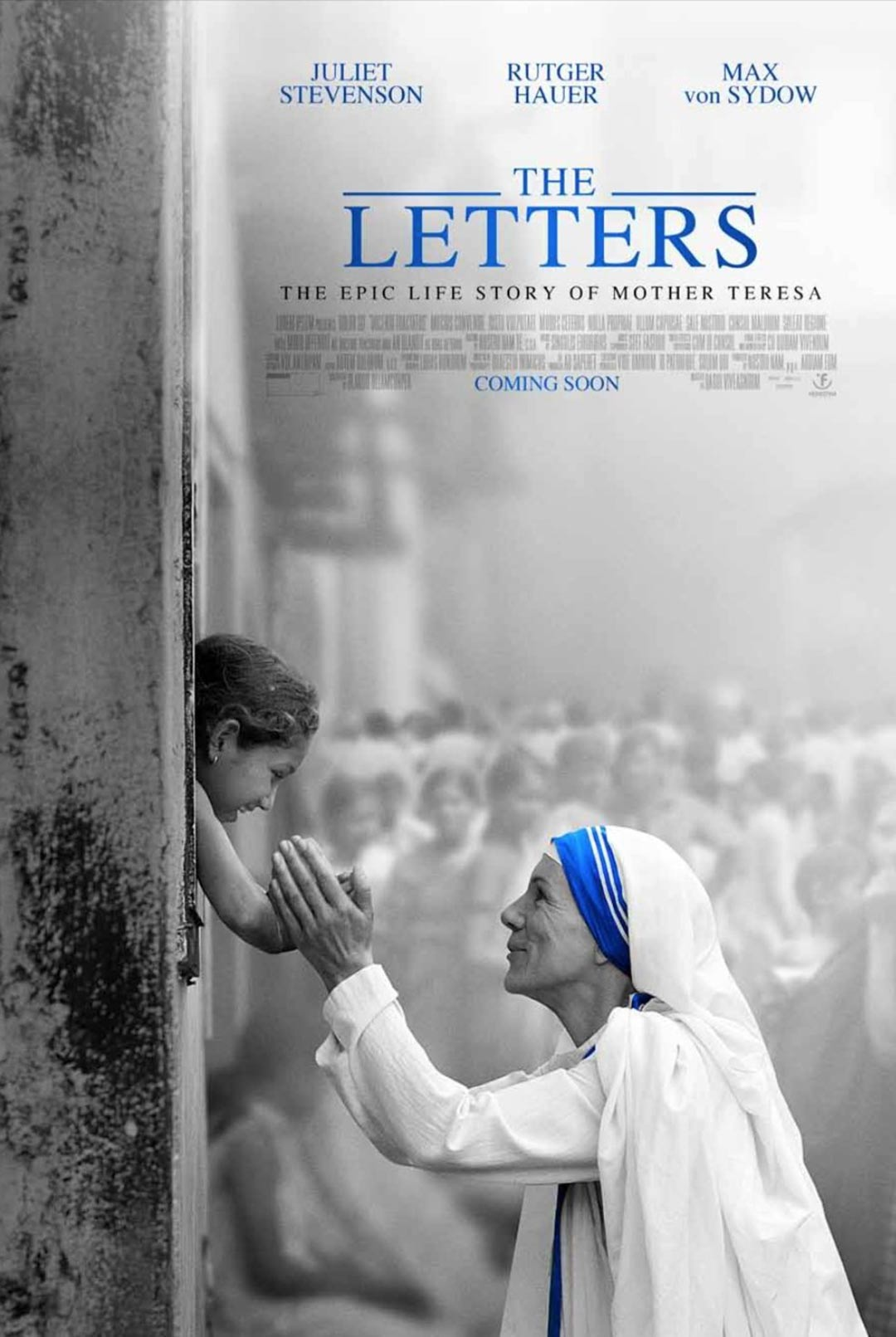 The Letters Poster #1