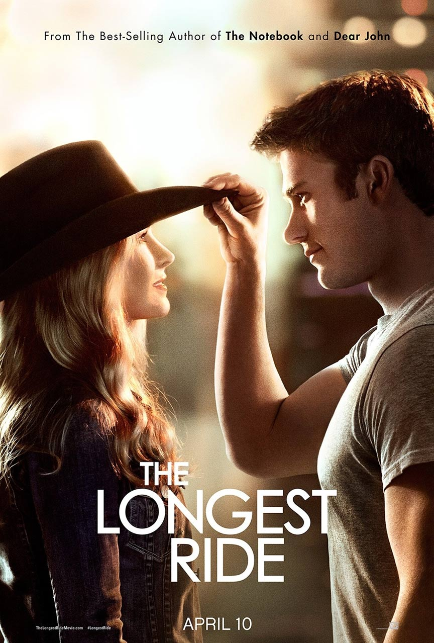 The Longest Ride Poster #1