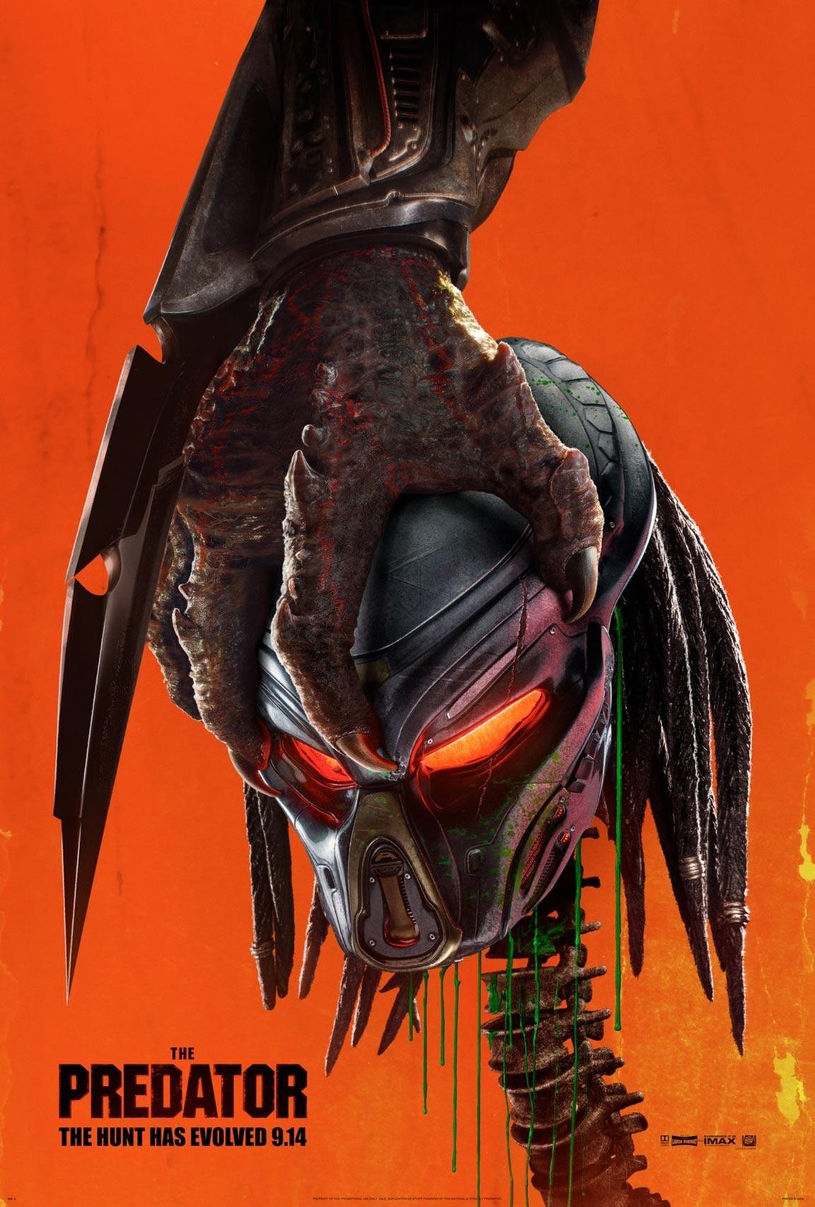 The Predator Poster #2