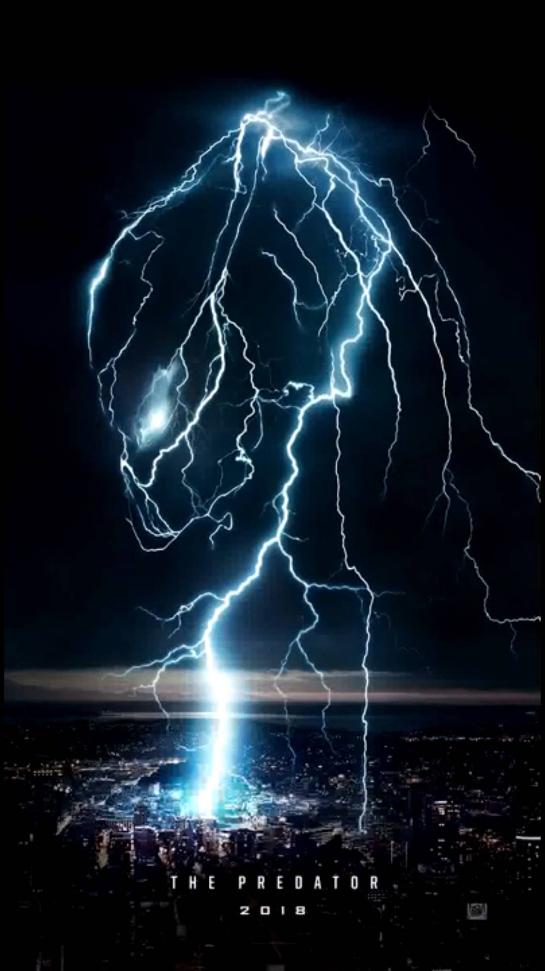 The Predator Poster #1
