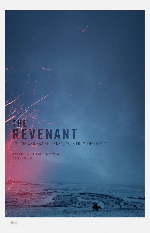 The Revenant Poster #3