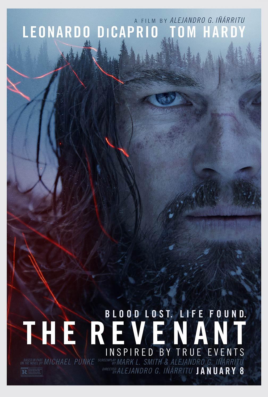 The Revenant Poster #1