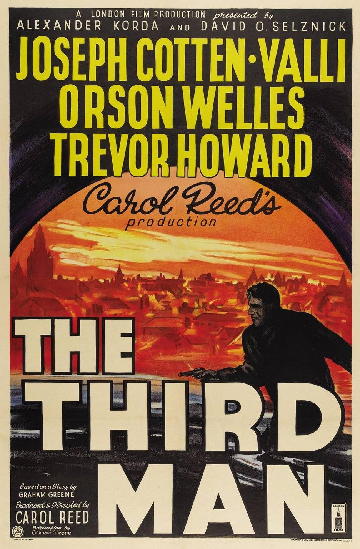 The Third Man Poster #1