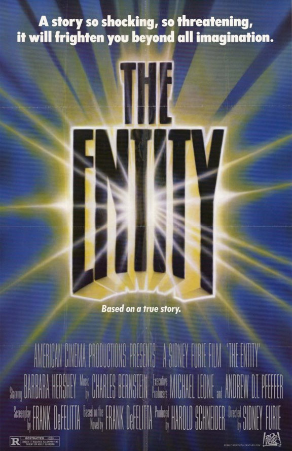 The Entity Poster #1