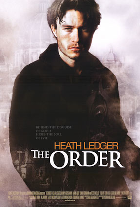 The Order Poster #1