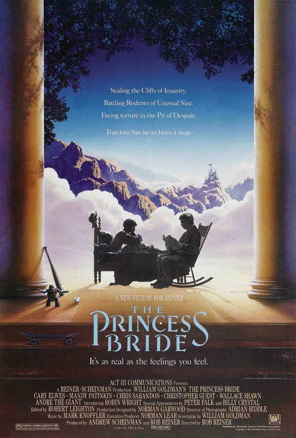 The Princess Bride Poster #1