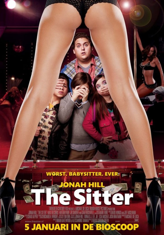 The Sitter Poster #2