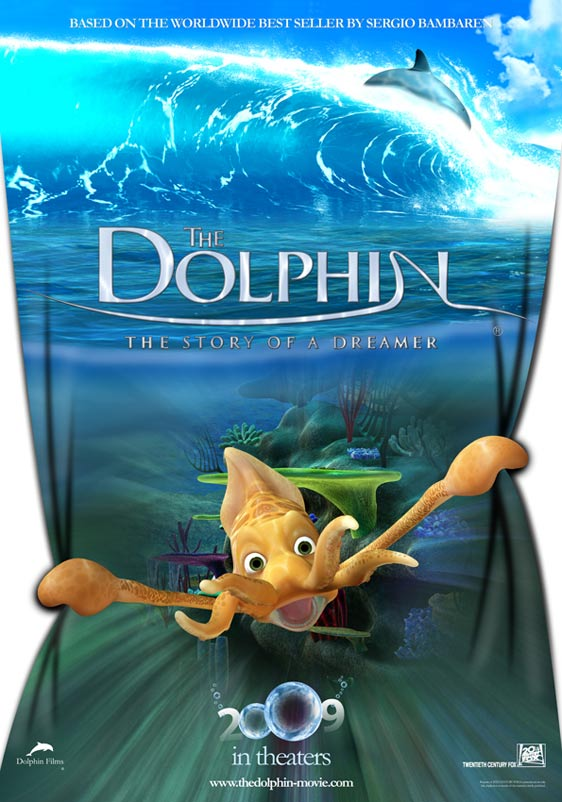 The Dolphin: Story of a Dreamer Poster #1