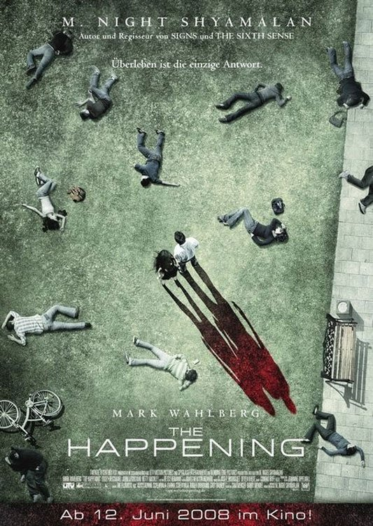The Happening Poster #2