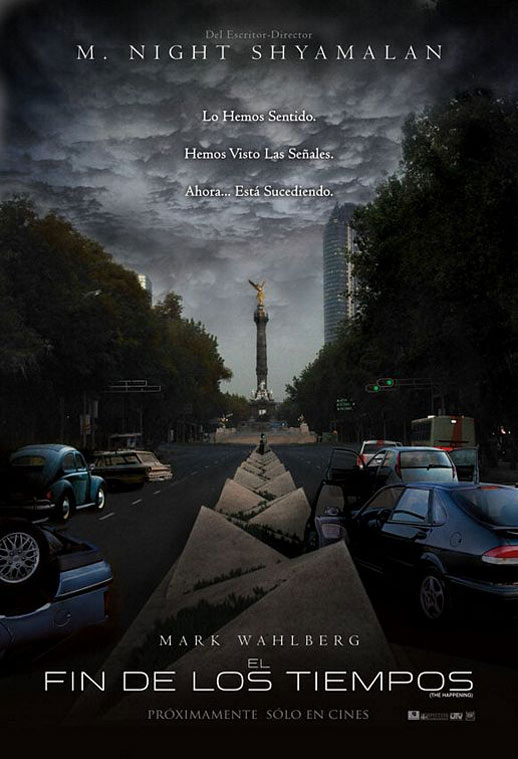 The Happening Poster #4