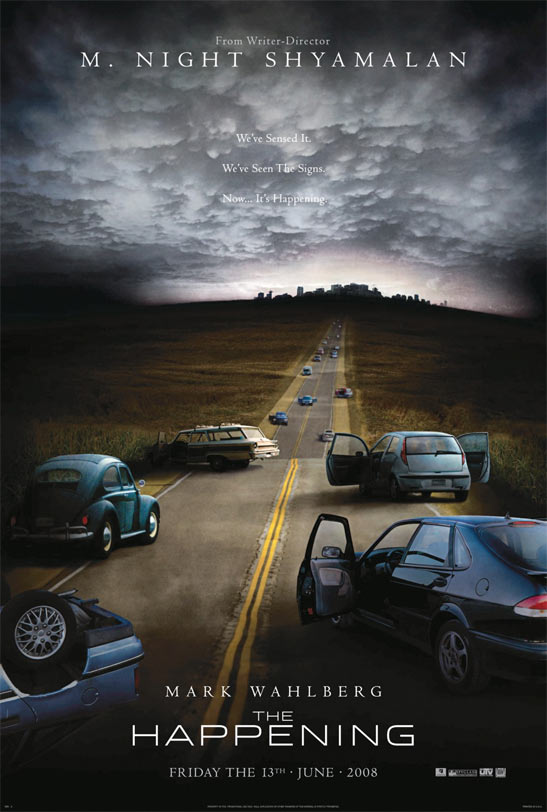 The Happening Poster #1