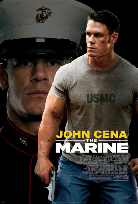 The Marine Poster #1