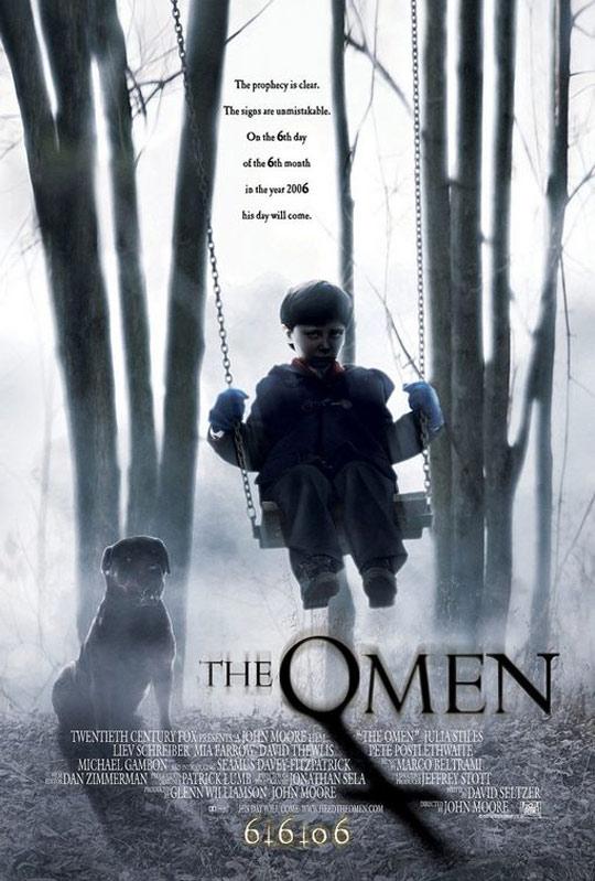 The Omen Poster #2