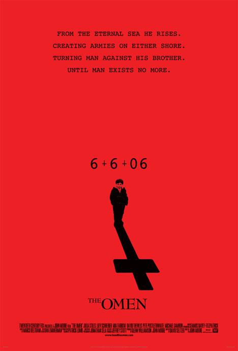 The Omen Poster #1