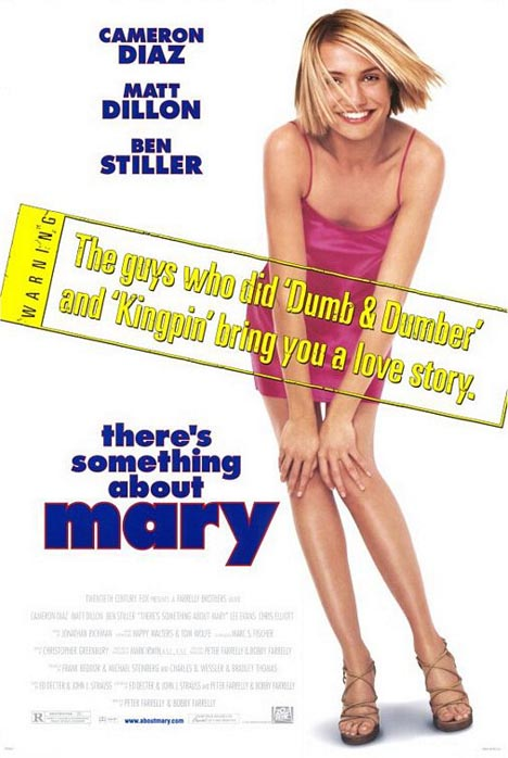 There's Something About Mary Poster #1